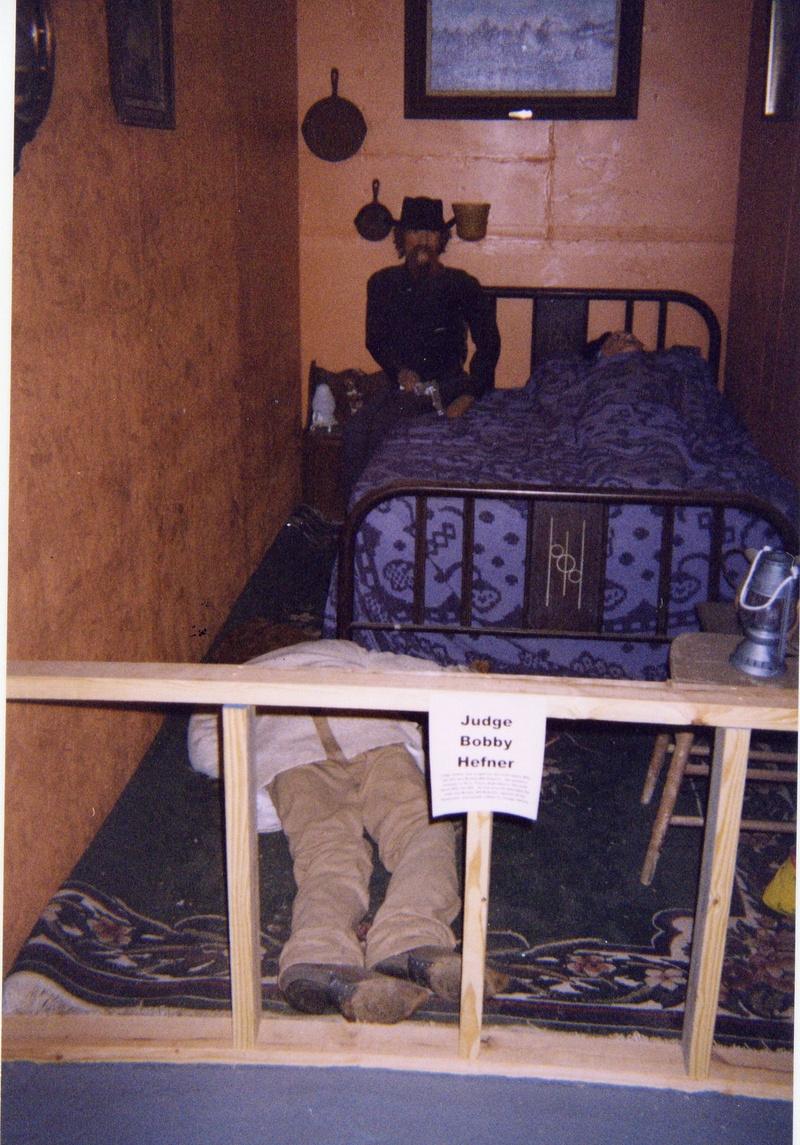 The Maxwell Room